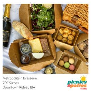 picnics and patios